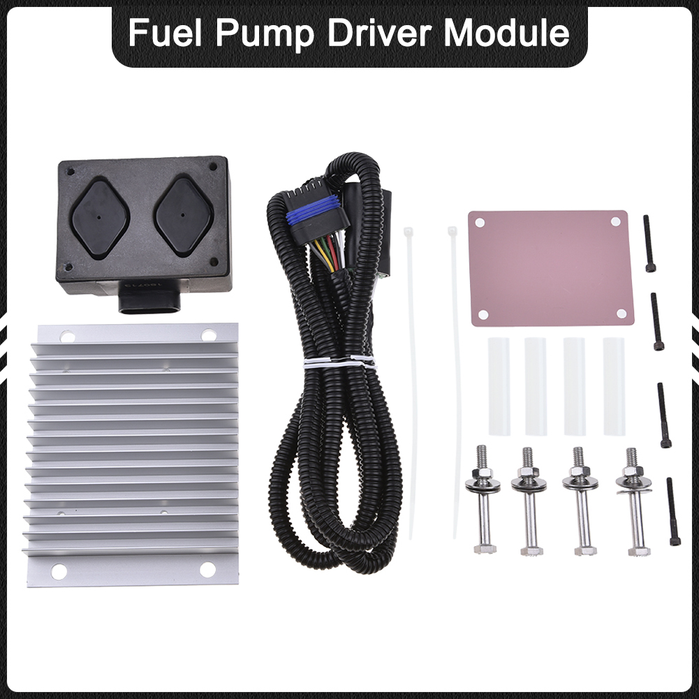 Fuel Pump Driver Module PMD Relocation Kit Set fit for Chevy GMC 6.5L Diesel US