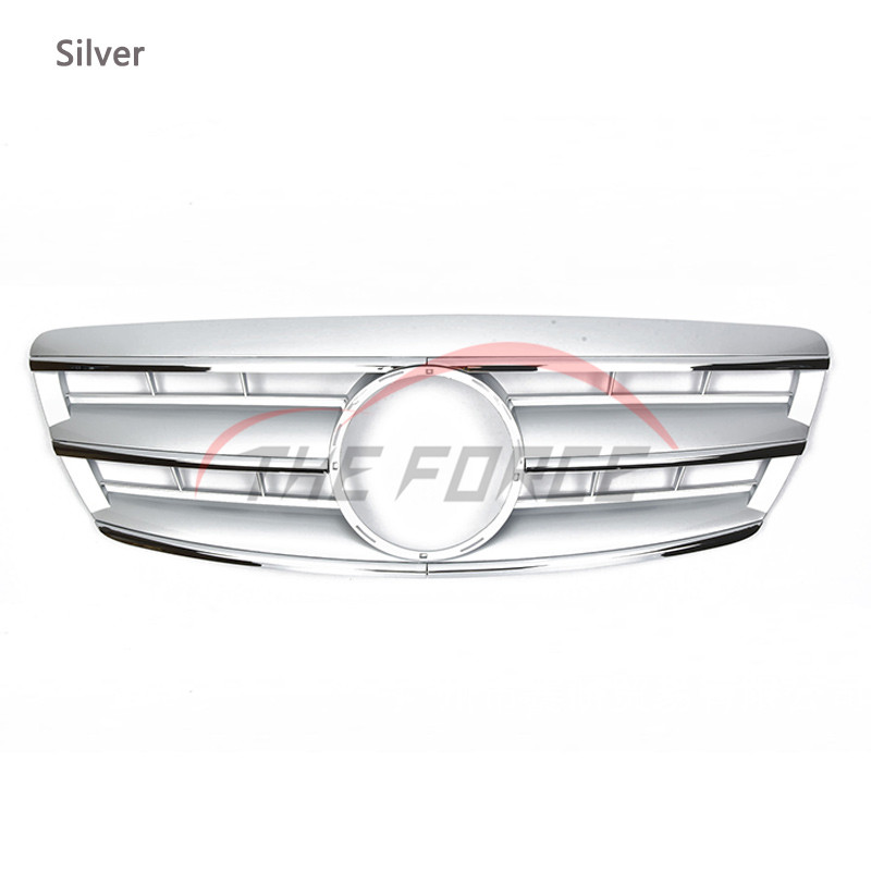 Front Grille Vent Fit For Mercedes Benz B B200 B Class: Mercedes-Benz S Class W220 2003-2006 AMG-Type