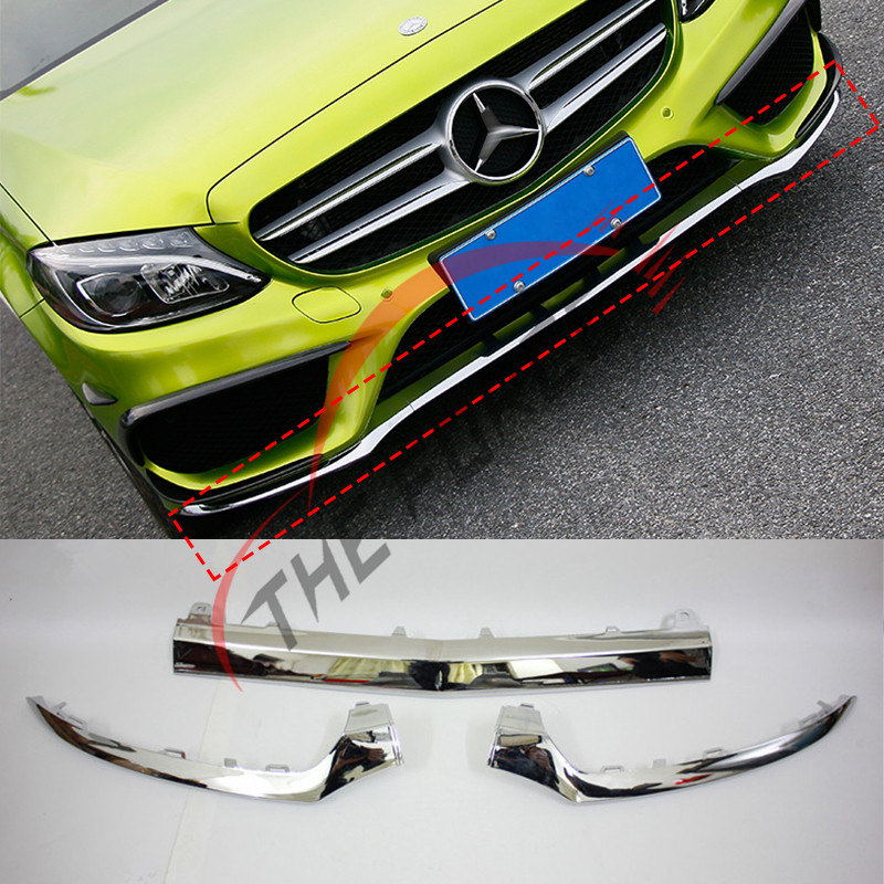 New Front Bumper Cover For Mercedes-Benz C300,C350
