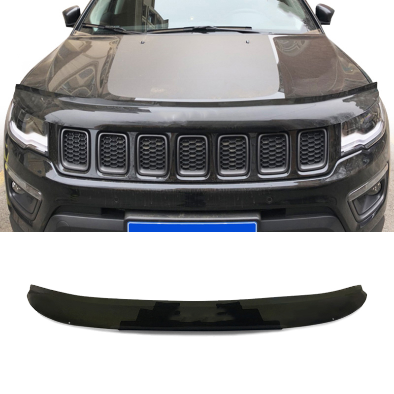 Fits 2011-2016  JEEP COMPASS 4-door Stainless Steel WINDOW SILL SUV