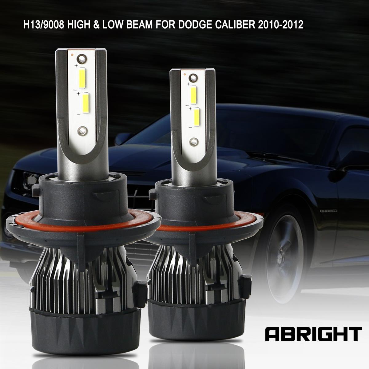 H13-3 6000K HID Kit High//Low Beam Caliber Mustang New