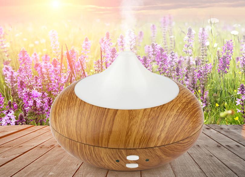 ultraschall luftbefeuchter elektrisch diffuser raumduft duftlampe aromatherapie ebay. Black Bedroom Furniture Sets. Home Design Ideas