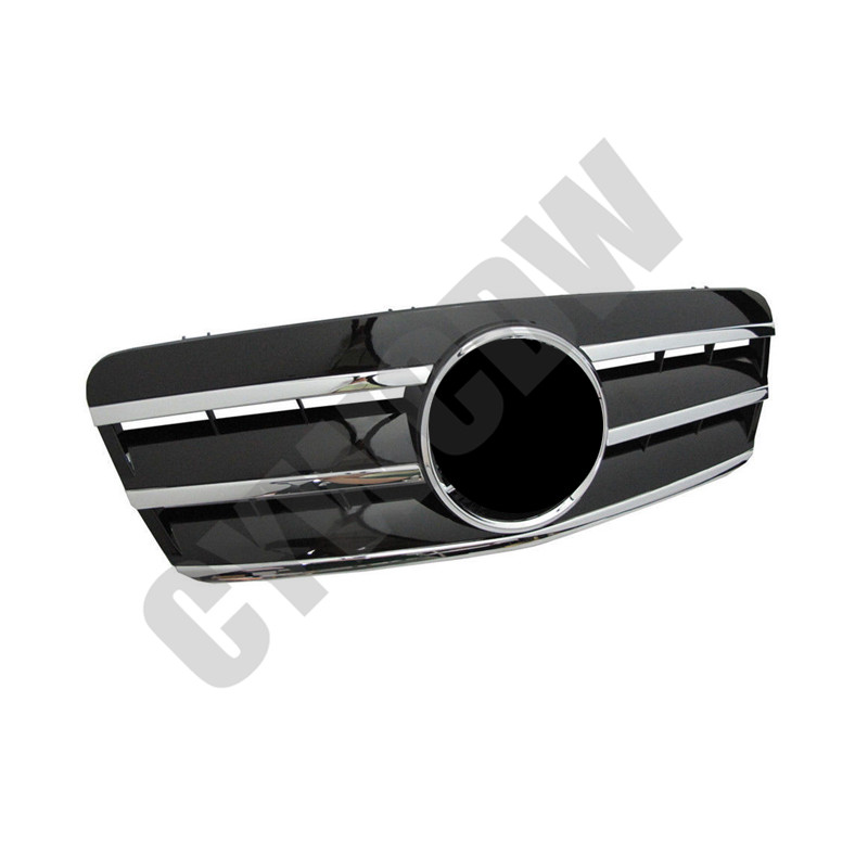 Front Grille Vent Fit For Mercedes Benz B B200 B Class: Chrome Front Bumper Vent Grilles Fit For 1997-02 Mercedes