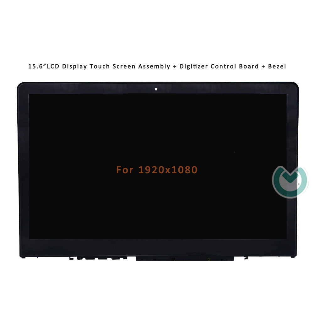 FHD IPS LED LCD Touch Screen Digitizer Display for HP Pavilion x360 15-br077nr