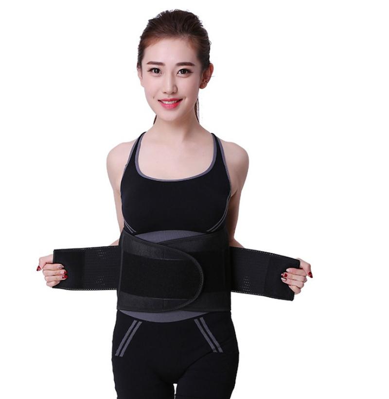 Tummy Waist Girdle Belt Body Shaper Cincher Trainer Sport Corset Belly Training