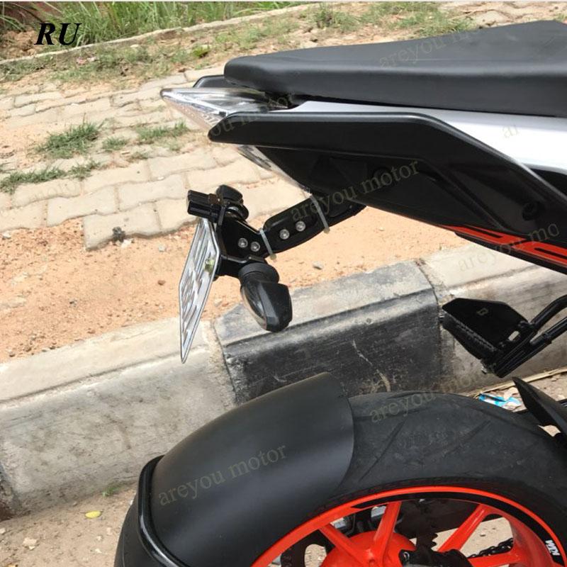Eliminador para Suzuki GSX-S750 18 R/&G Tail Tidy Fender