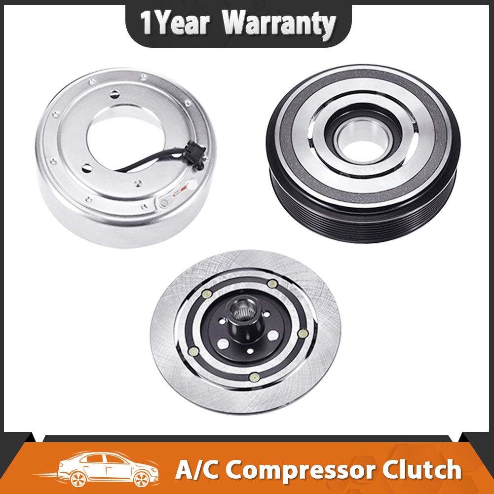 NEW AC A//C Compressor Clutch Assembly for TM31 8 Groove 12 Volt 2046540 68702 US