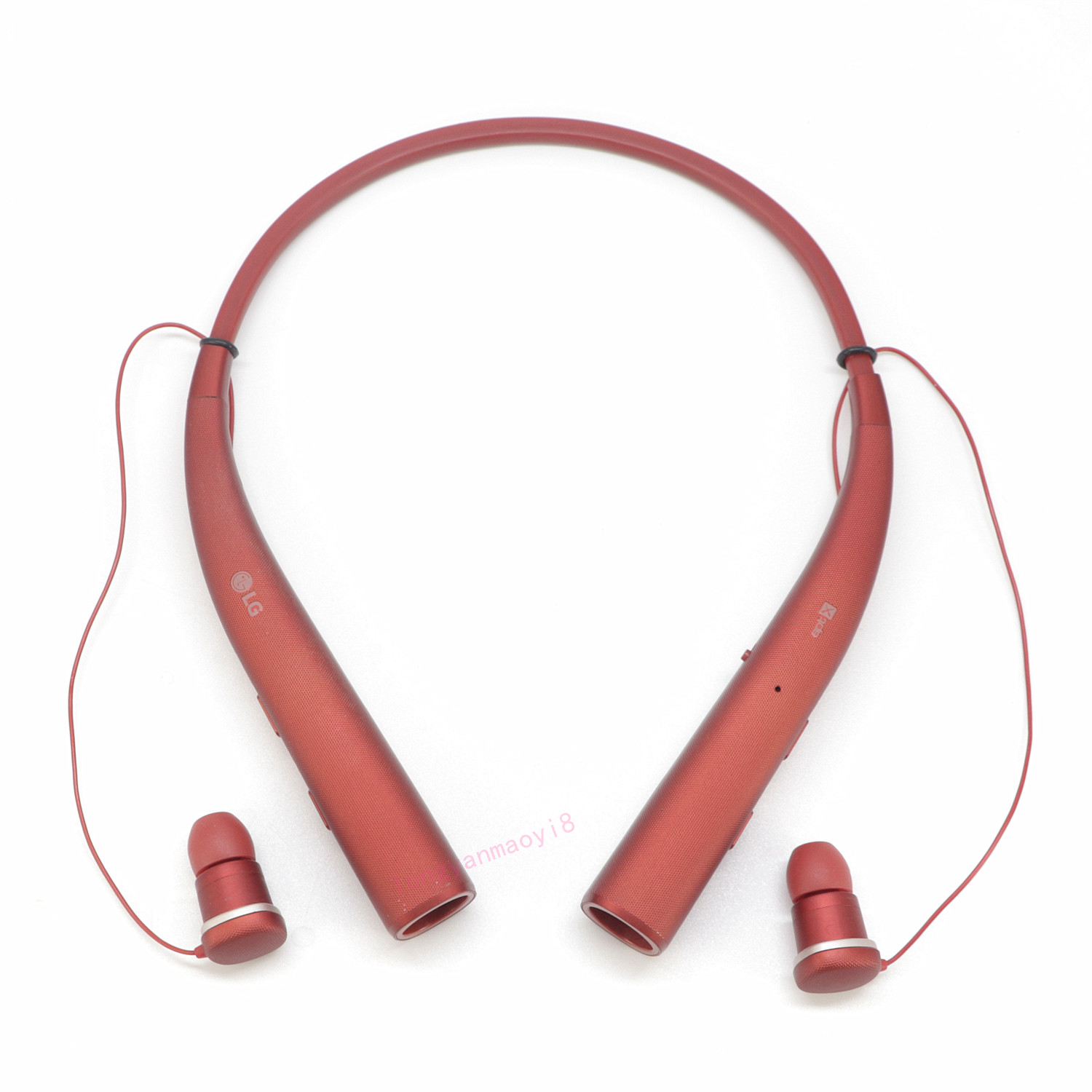 Lg Tone Pro Hbs 780 Bluetooth Wireless Stereo Headset Red Ebay