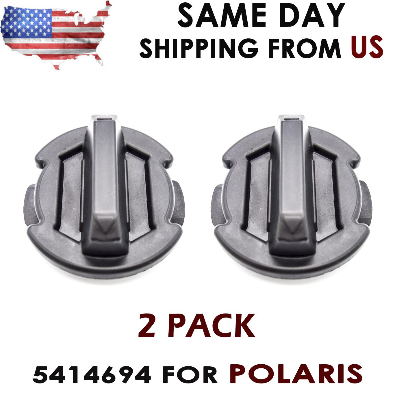 2pcs Aftermarket FOR 14-18 POLARIS RZR XP 1000/&XP-4 900 FLOOR DRAIN PLUG 5414694