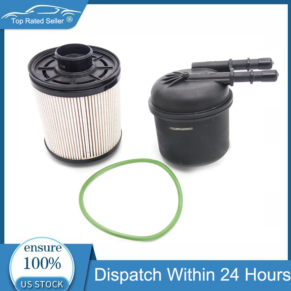 [SCHEMATICS_4UK]  NEW FD4615 Fuel Filter For 2011-2013 FORD 6.7L V8 DIESEL F250 F350 F450  F550 US | eBay | 2013 F350 Fuel Filter |  | eBay