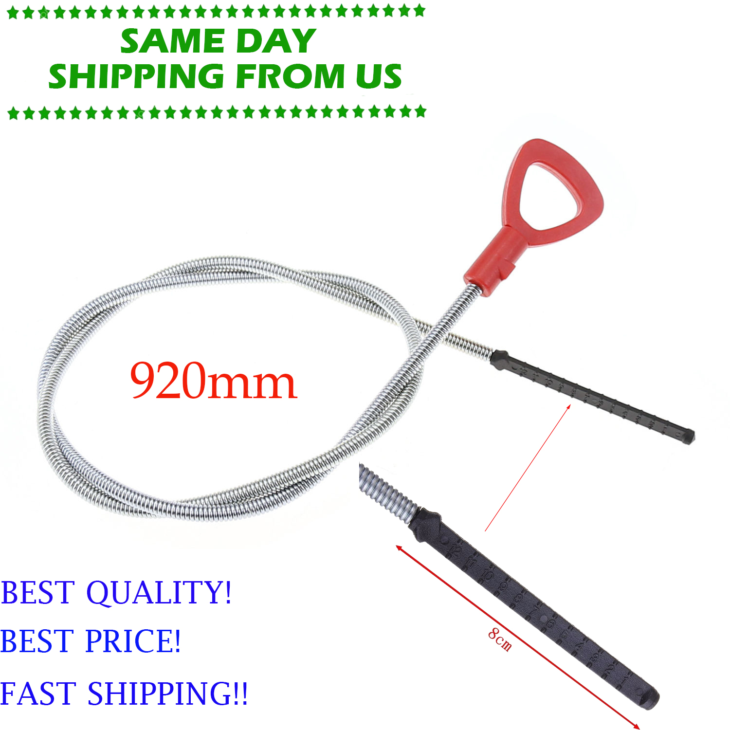 AUTOMATIC TRANSMISSION OIL FLUID LEVEL DIPSTICK TOOL FOR