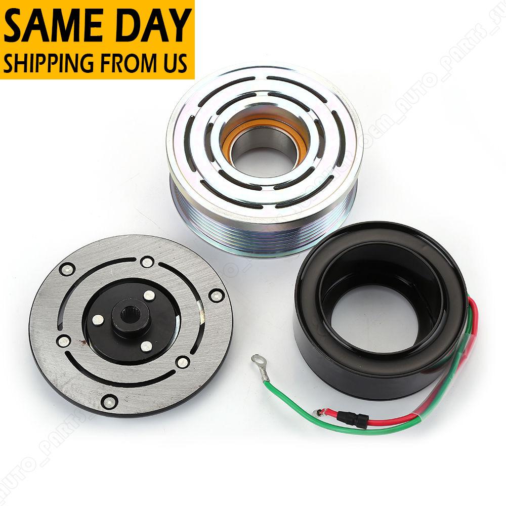 AC Compressor Clutch Coil Kit Replacement Fit Honda CIVIC 1.8L 2006 2007 2008 2009 2010 2011