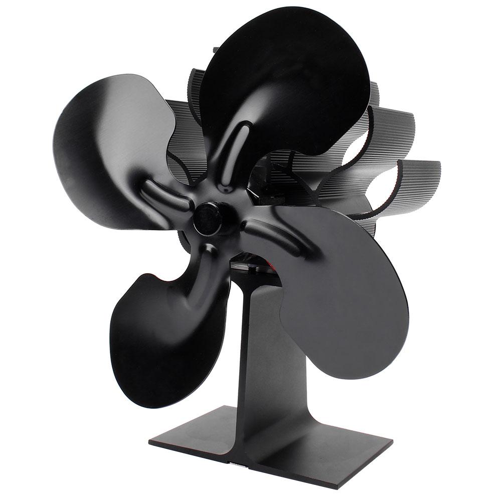 Ed 4 Blade Stove Fan Eco Friendly
