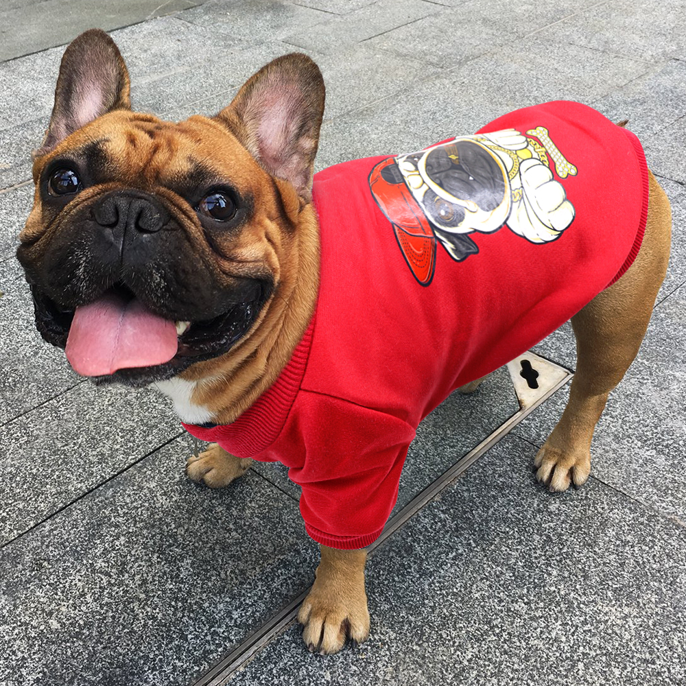 Clothes For Dogs Cats Pet Puppy Coats