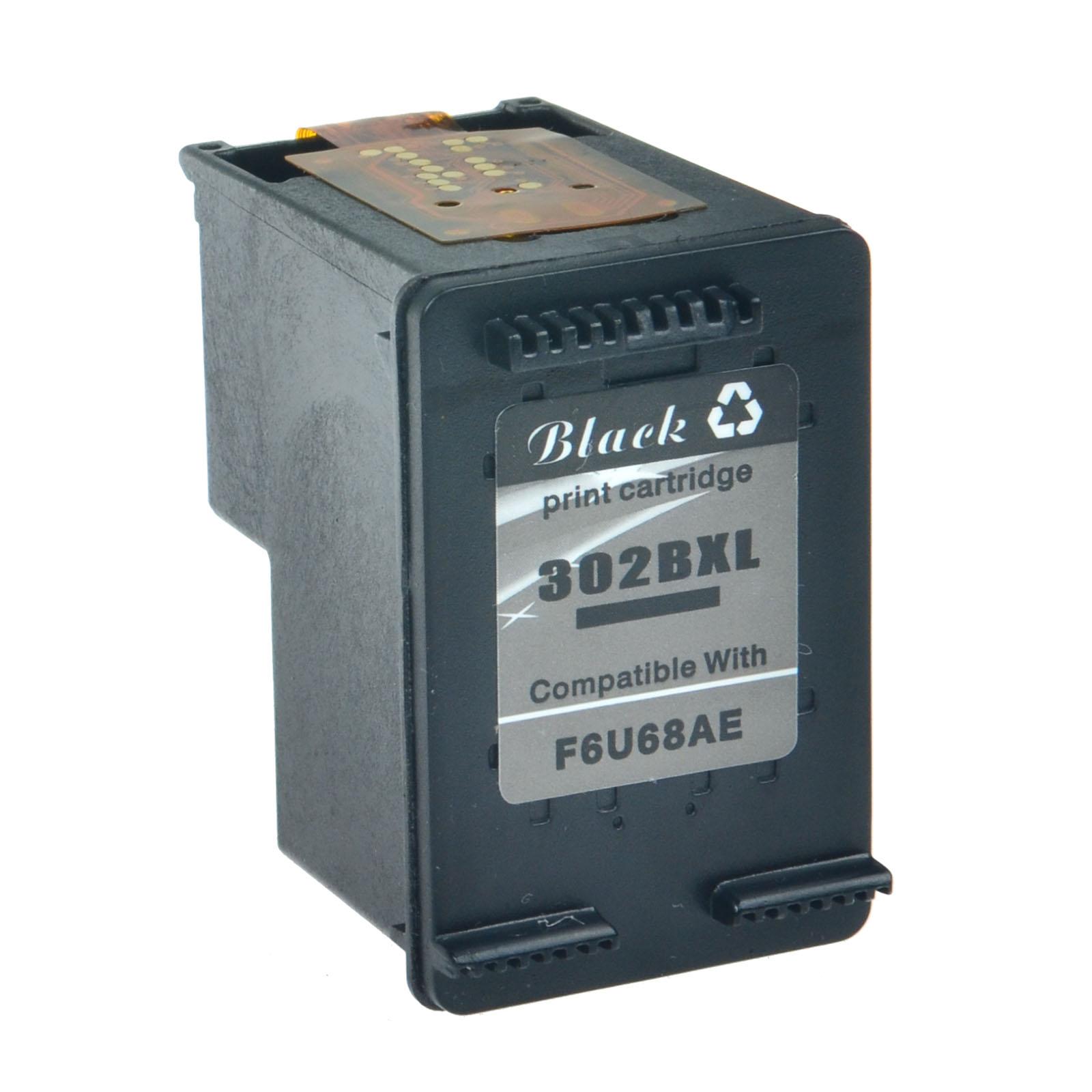 5PK-Black-Ink-Cartridge-Compatible-for-HP-302XL-DeskJet-1110-2130-2132-3636-3637 thumbnail 2