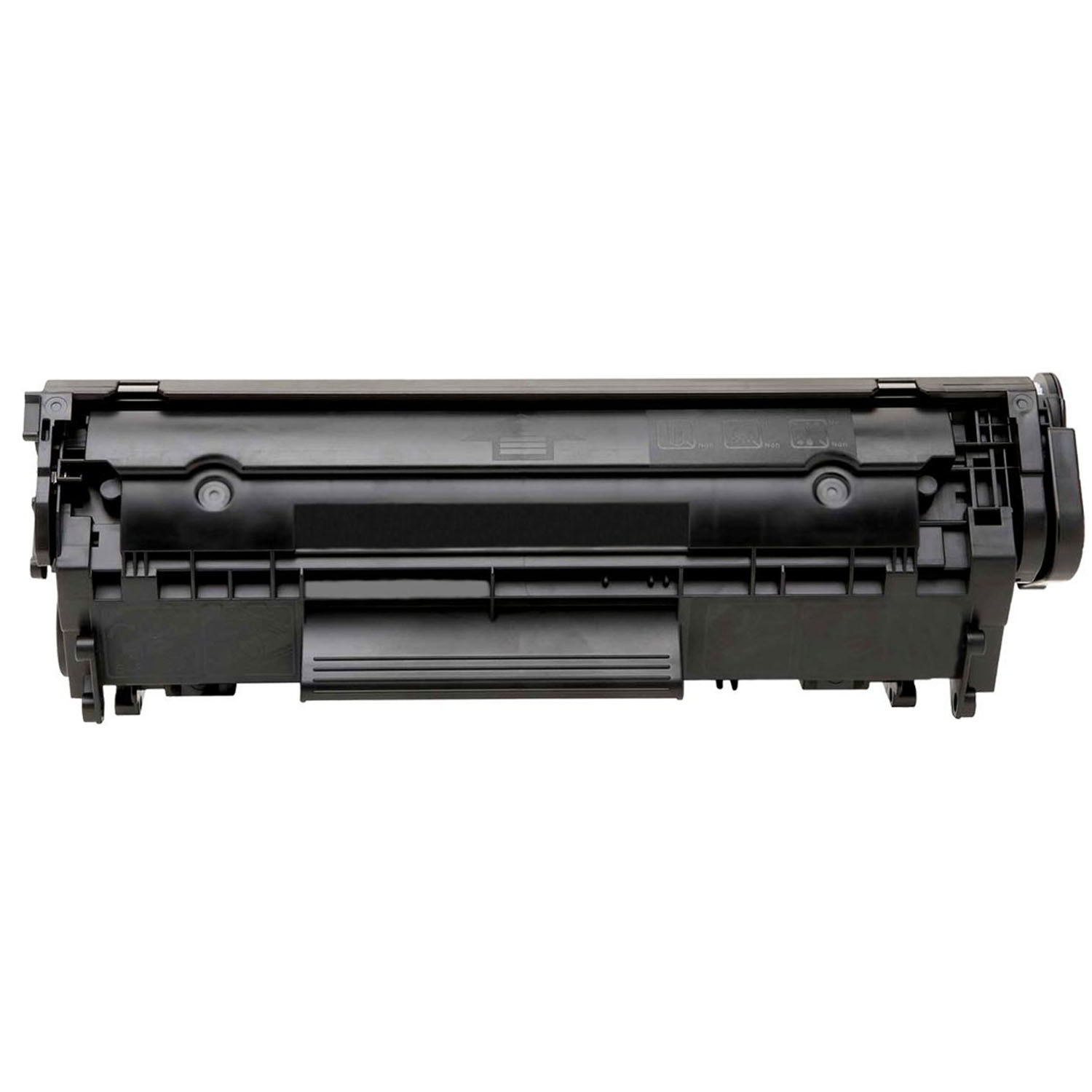 1 Black 12A Q2612A Toner Cartridge Replacement for HP Laserjet 1020 1022n 1022nw 1010 1012 1015 1018 3052 MFP 3055 MFP 3030 MFP 3020 MFP 3380 MFP 3015 MFP M1319f M1120 MFP Printer,Sold by TopInk