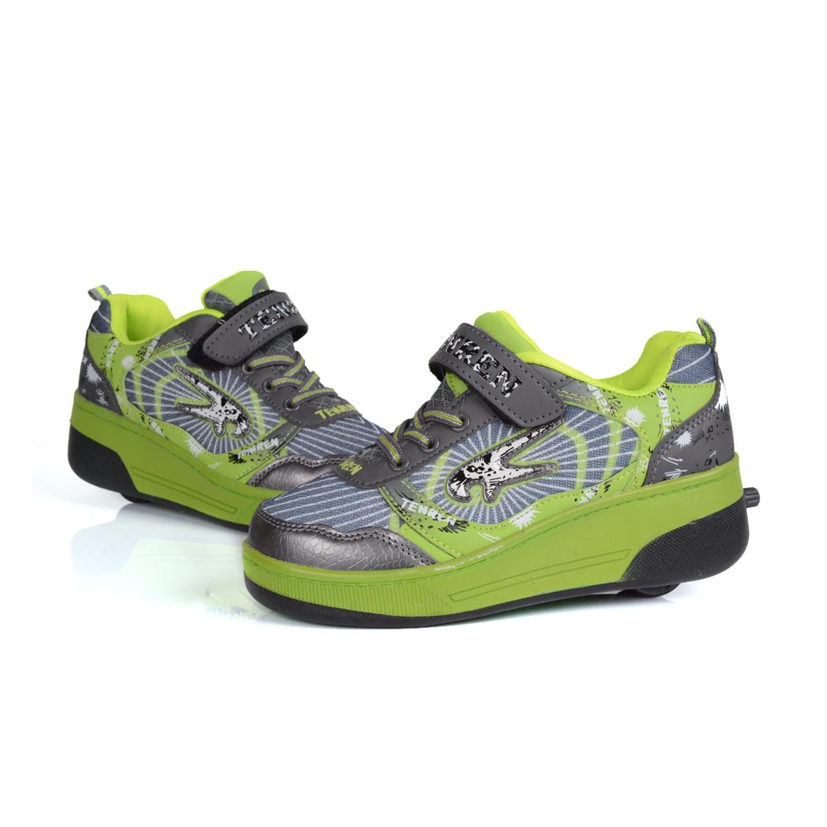 Buy roller shoes online australia - New Unisex Children Wheel Roller Shoes Cute Skate