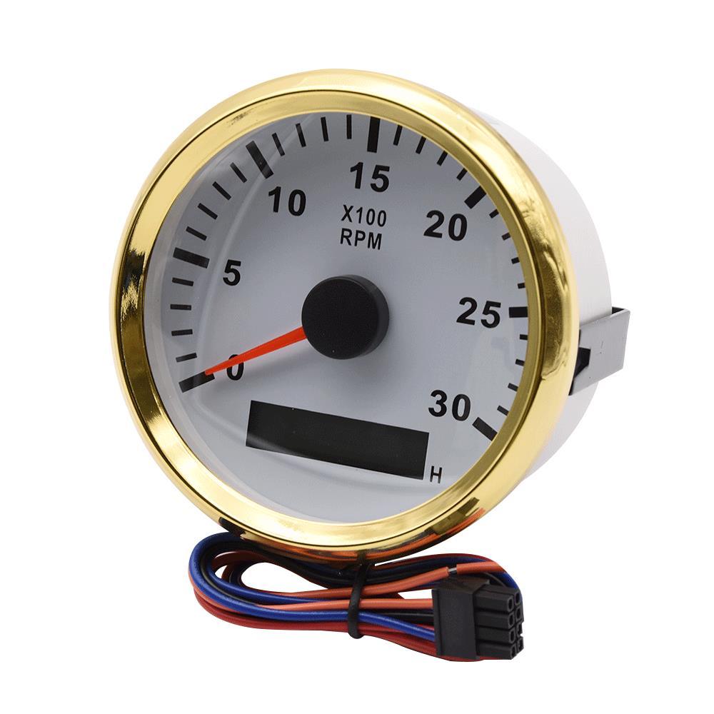 Diagram Tachometer