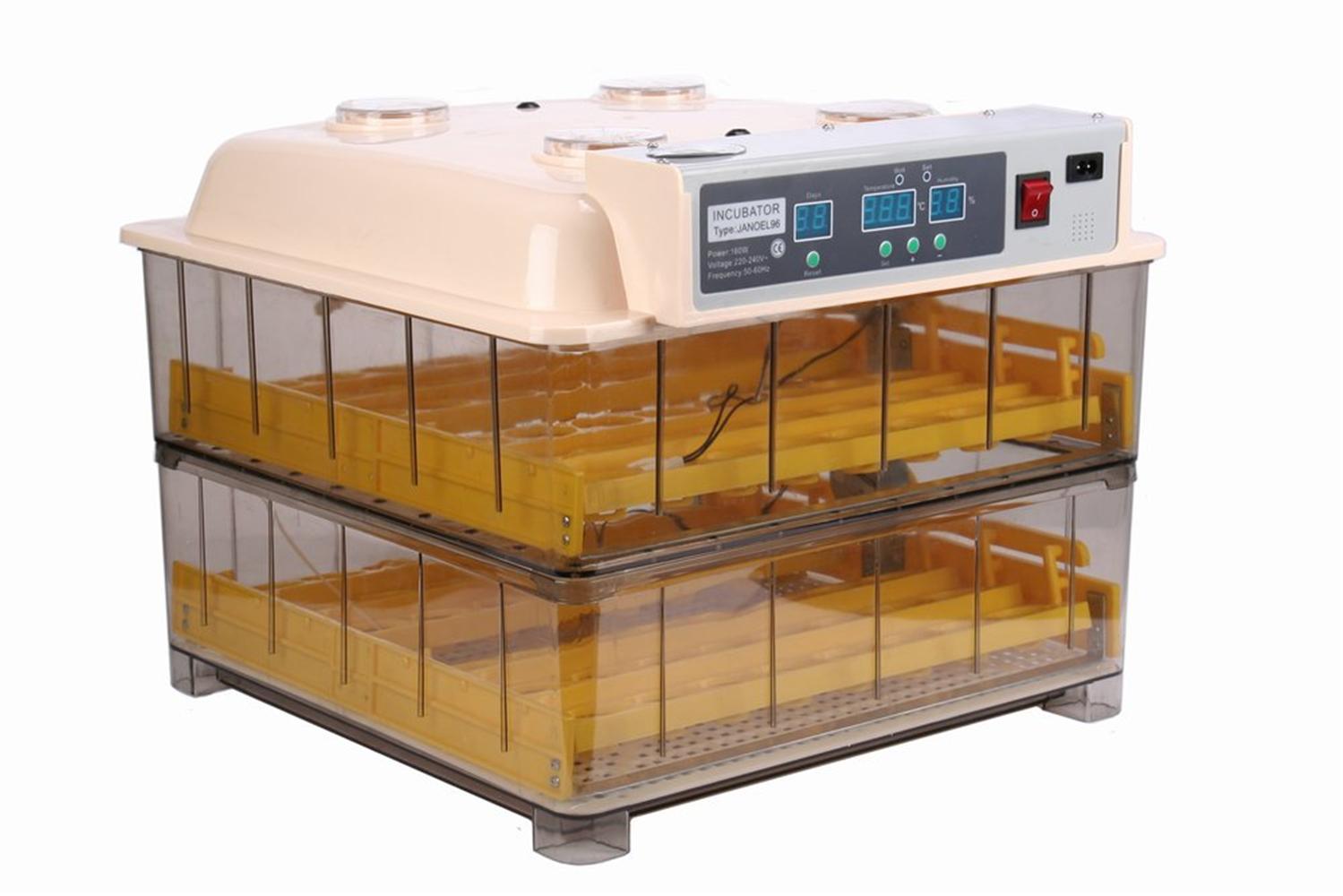 Janoel Automatic Egg Incubator 96 Chicken Incubator