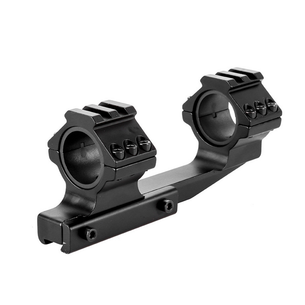 """30mm 1/"""" Optic Cantilever Scope Mount Bubble Level For Picatinny Rail #YS"""