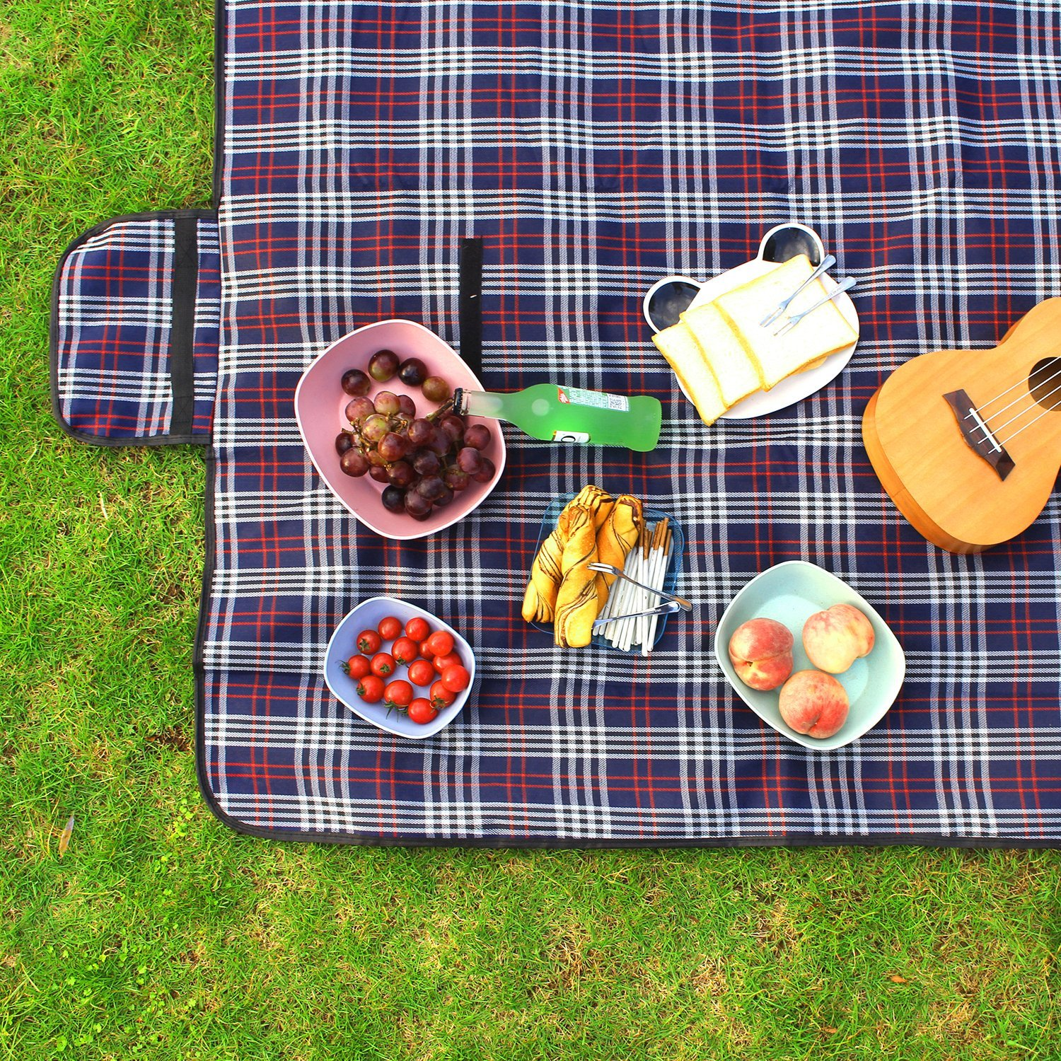 Outdoor Waterproof Picnic Blanket Beach Camping Travel Mat