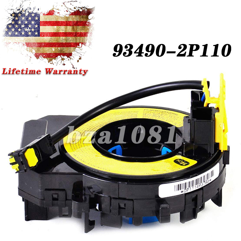 93490-2P110 New Spiral Cable Clock Spring Contact RHD for Kia Sorento 2012-2013