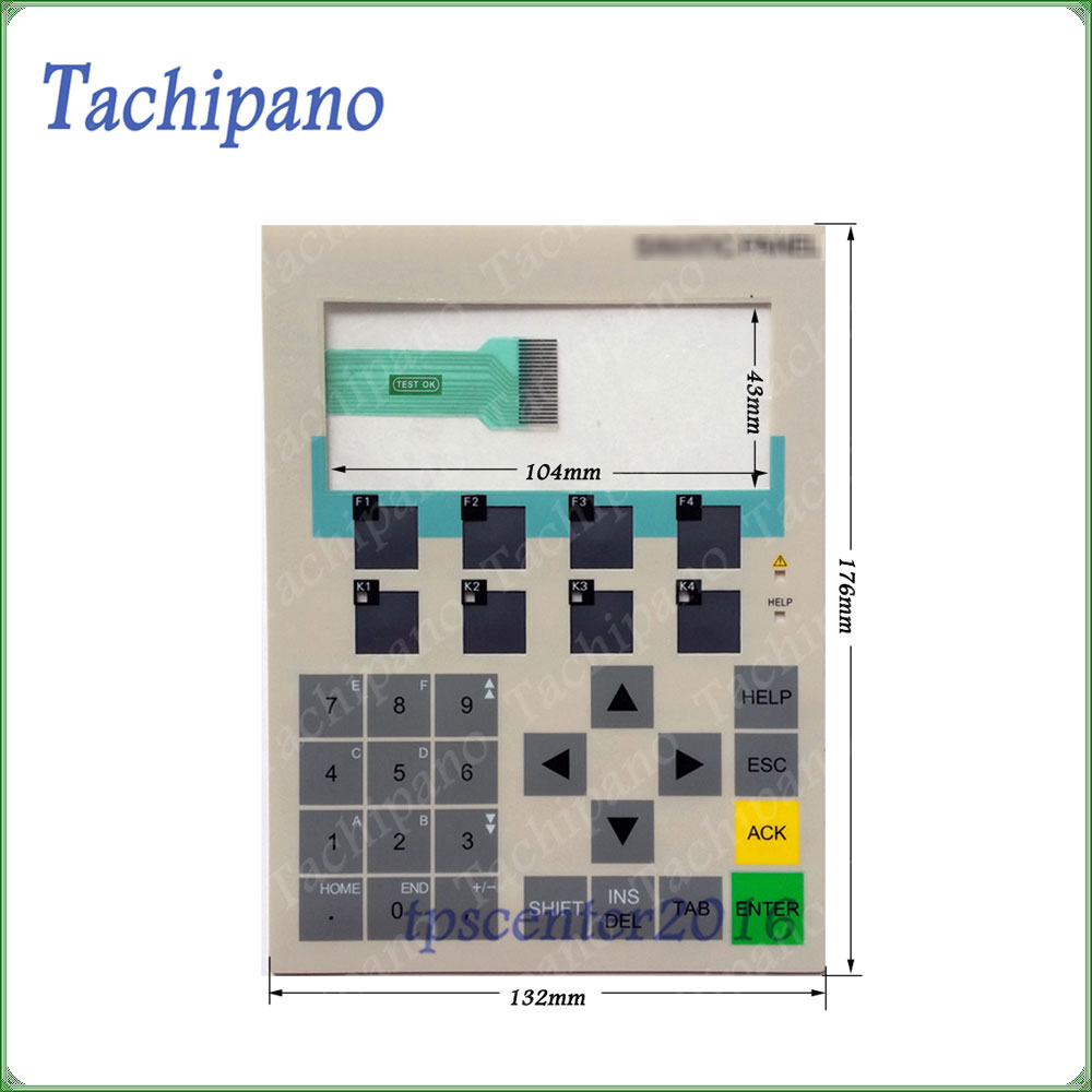 NEW SIEMENS OP77B 6AV6 641-0CA01-0AX0 Membrane Keypad #H2053 YD