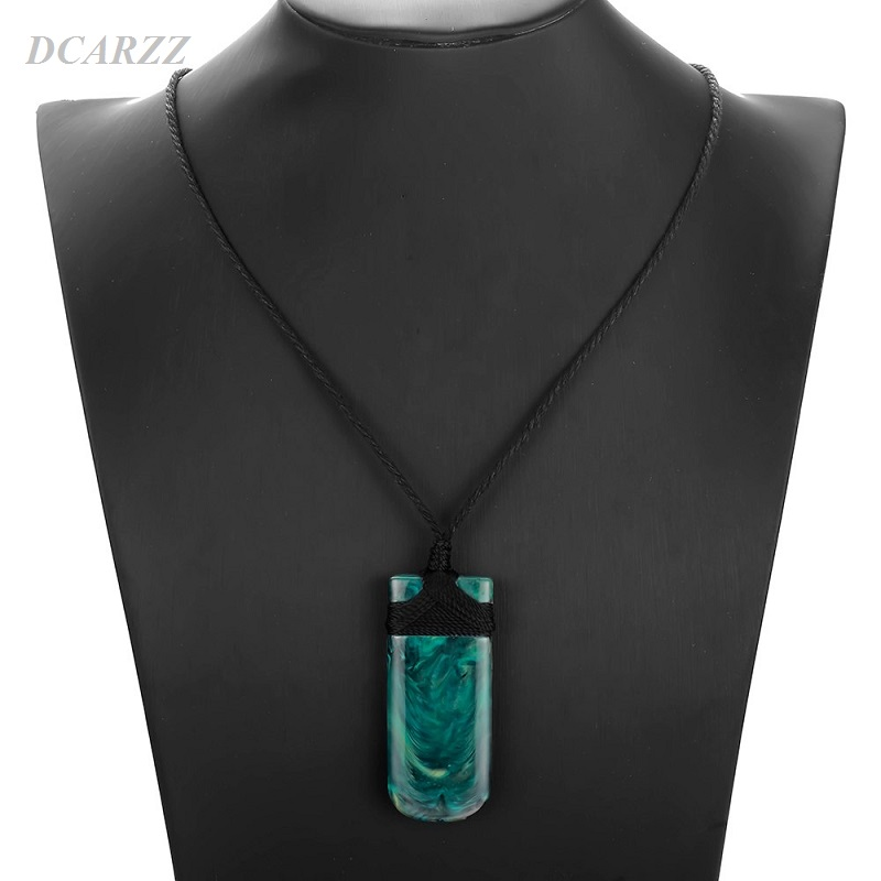 Novelty & Special Use Aquaman Arthur Curry Pendant Necklace Maori Jade Adze Toki Cosplay Jewelry