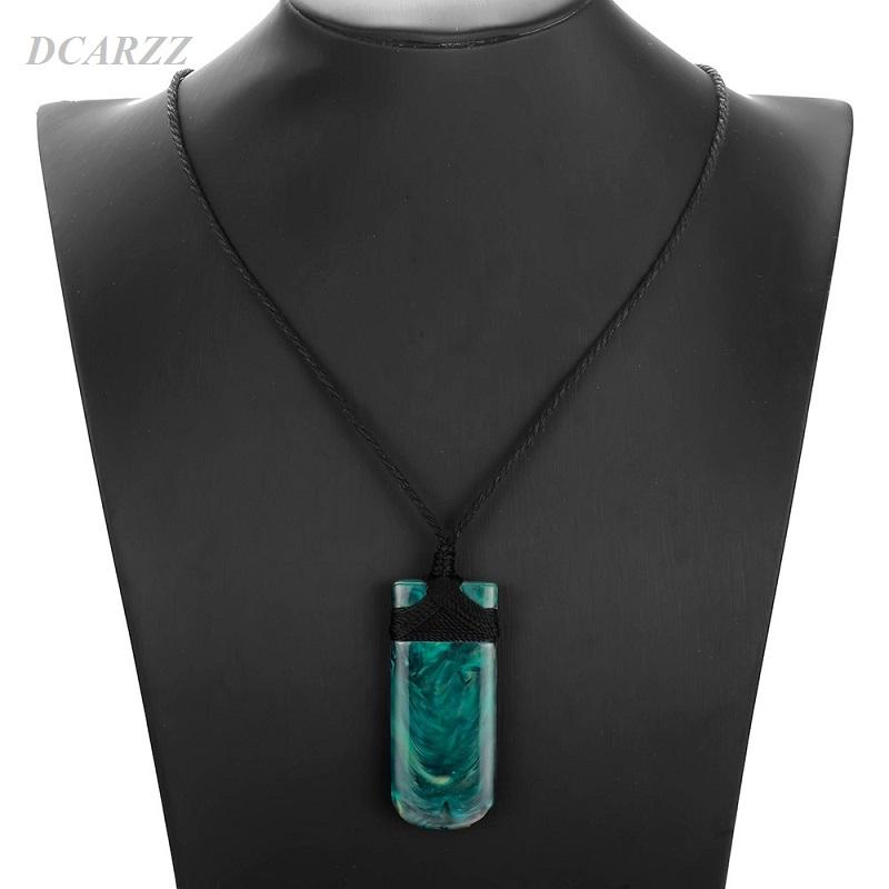 Novelty & Special Use Aquaman Arthur Curry Pendant Necklace Maori Jade Adze Toki Cosplay Jewelry