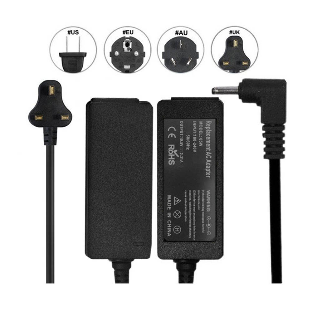 Ac Dc Adapter Notebook Charger For Hp 195v 231a Laptop Power Laptops Cords Of 65w Dell With Shortcircuit 45w Xps 13 L321x L322x 9333 9343