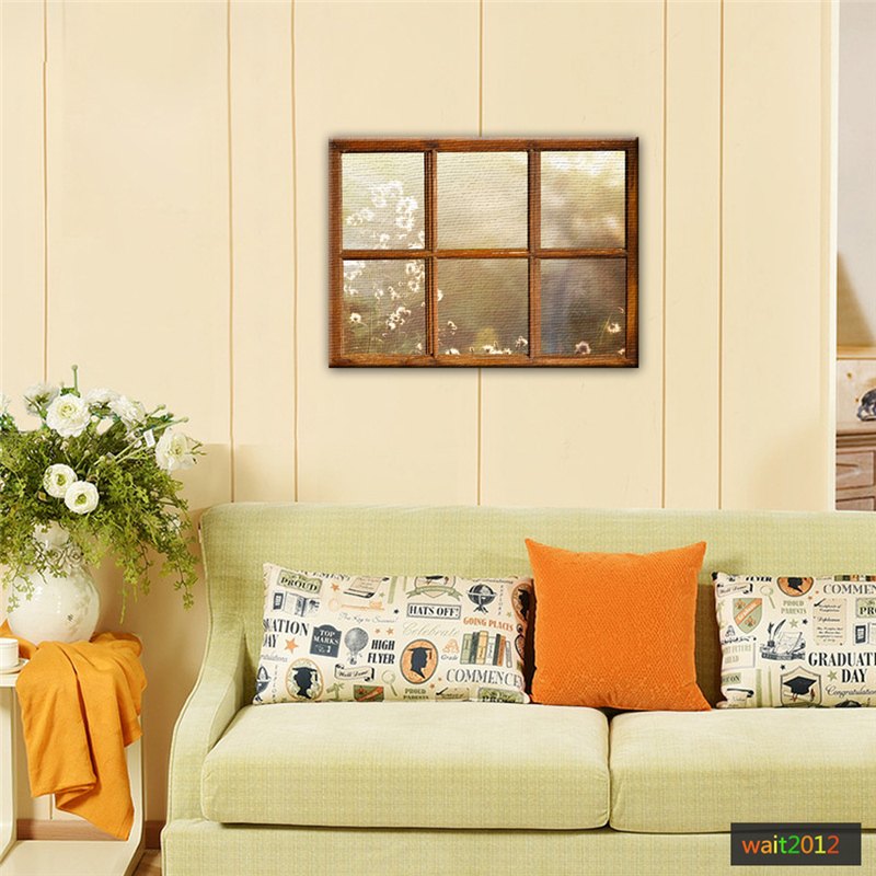 Canvas Wall Hanging Picture Modern Home Decorate Painting Mural ...