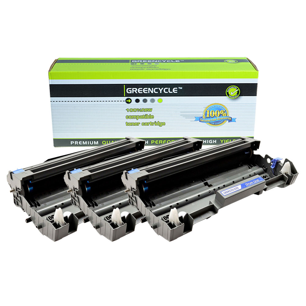 3PK DR620 Drum Unit Compatible For Brother MFC-8480DN MFC