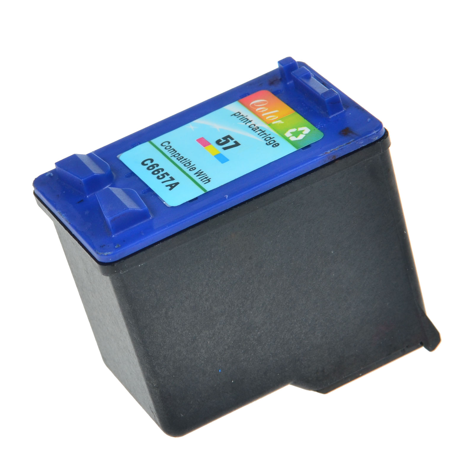2PK Compatible with HP 56 Black Ink Cartridge For HP PSC