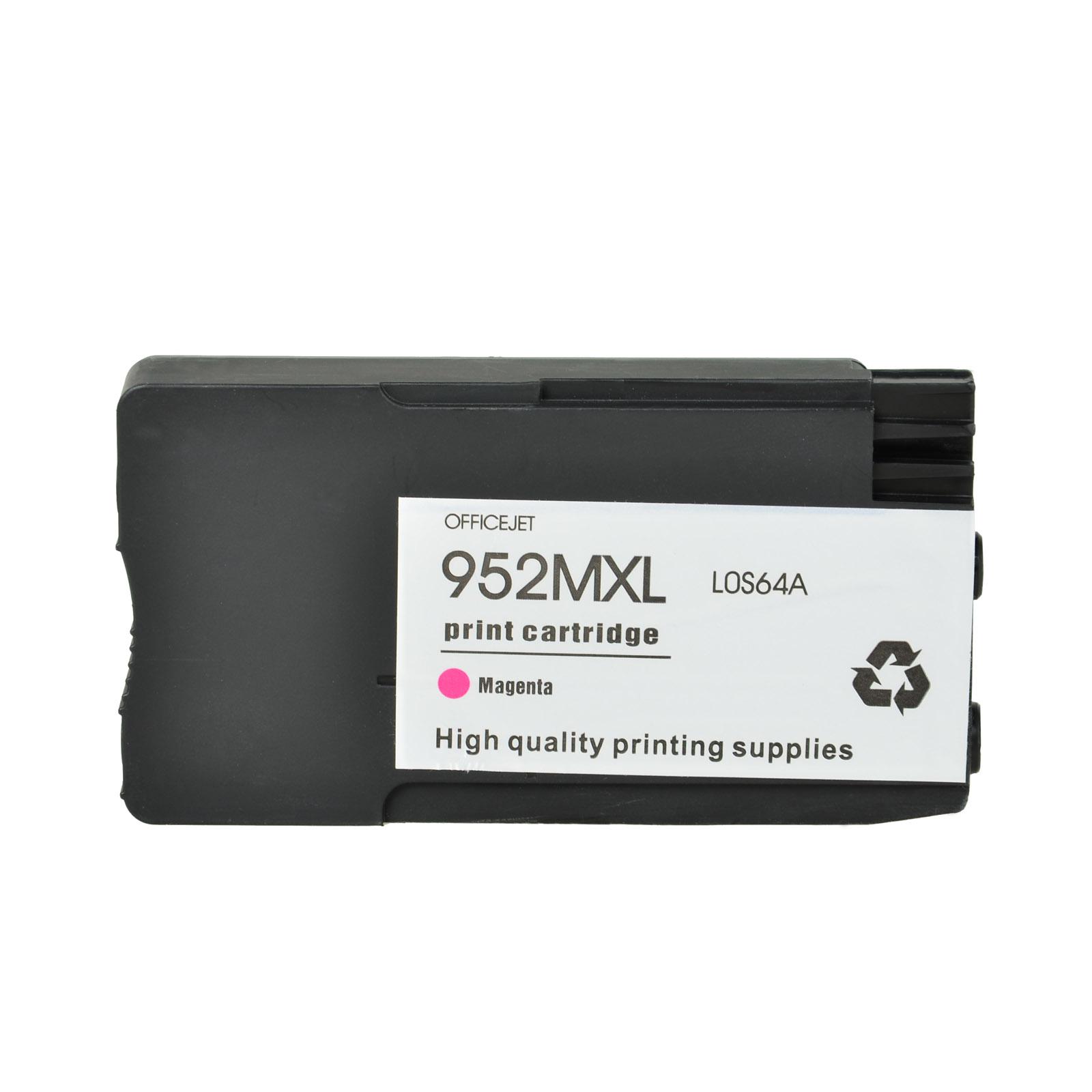 952XL Ink Cartridges For HP Officejet Pro 8210 8702 8714 8717 8718 10PK Reman