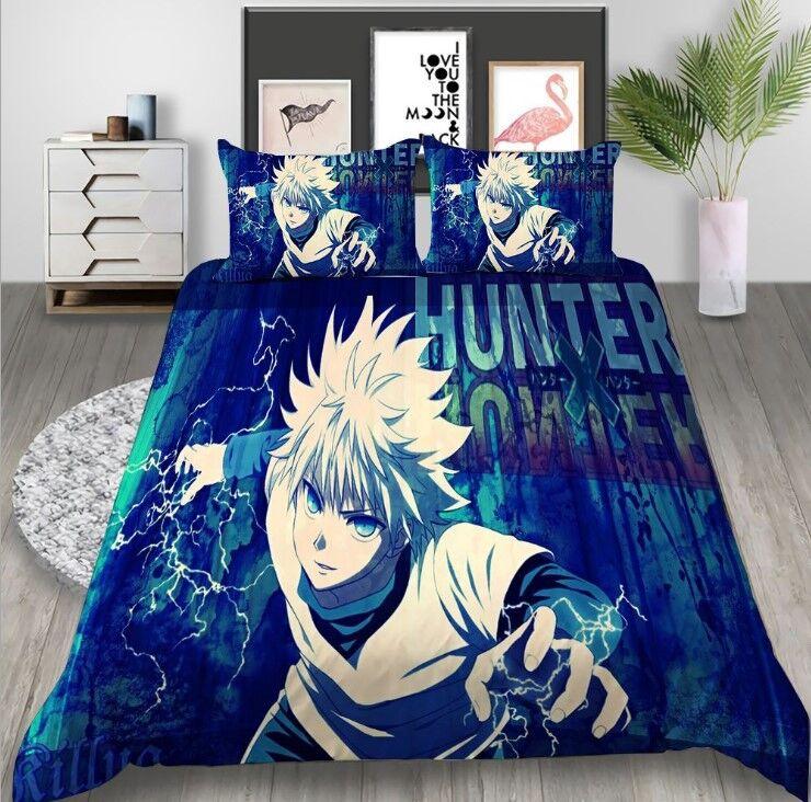 3d Hunter Duvet Cover Comforter Quilt Cover Twin Full Bedding Set Pillowcase Ebay