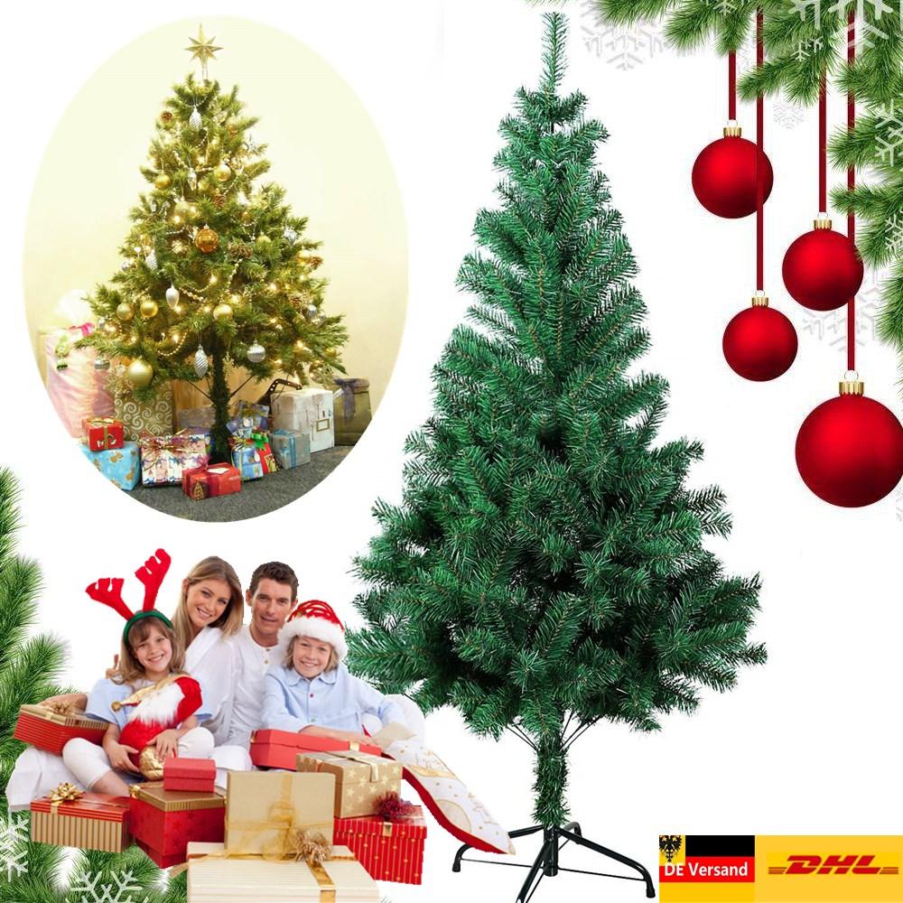 k nstlicher weihnachtsbaum 150cm christbaum tannenbaum. Black Bedroom Furniture Sets. Home Design Ideas