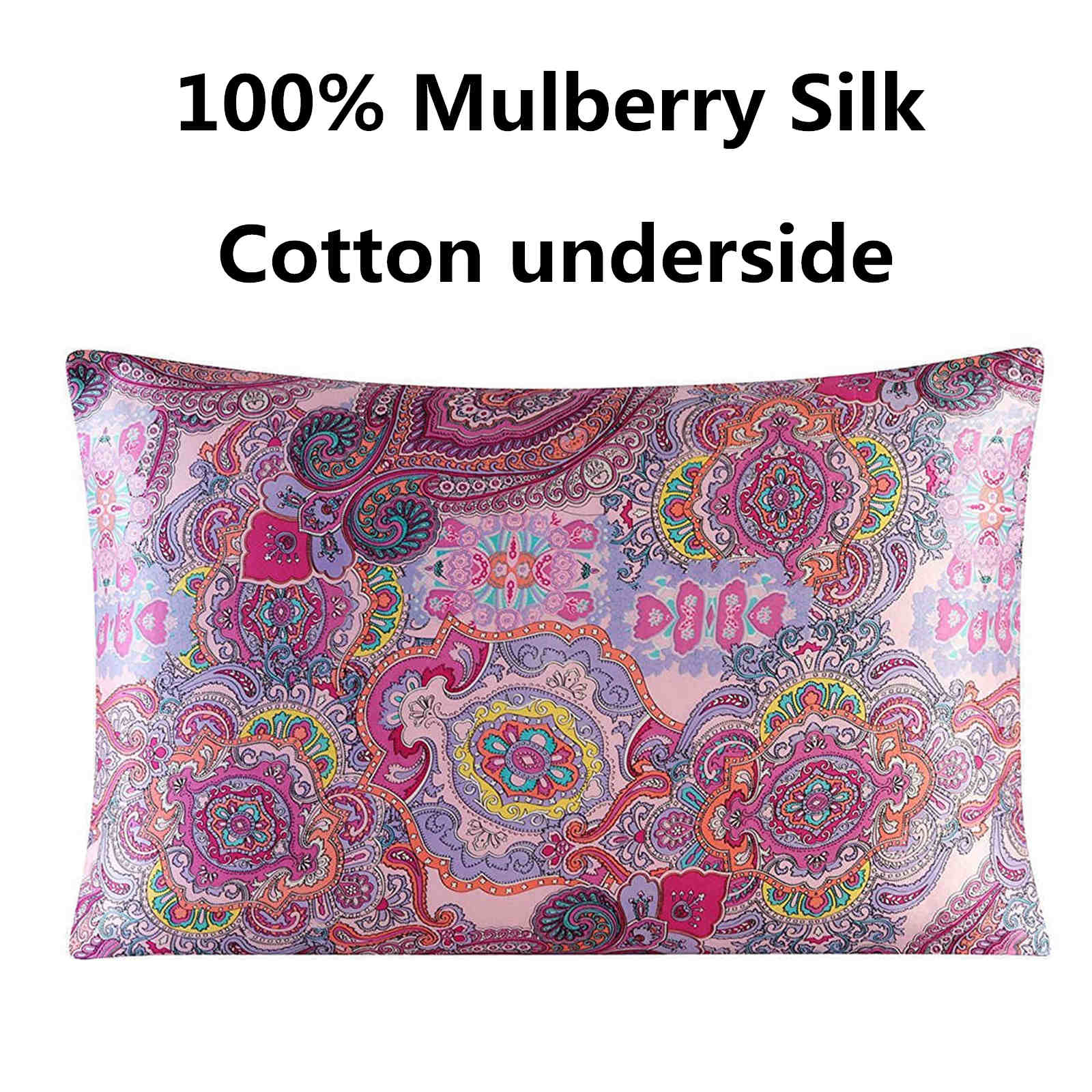 silk pillow gingerlily amara products buy