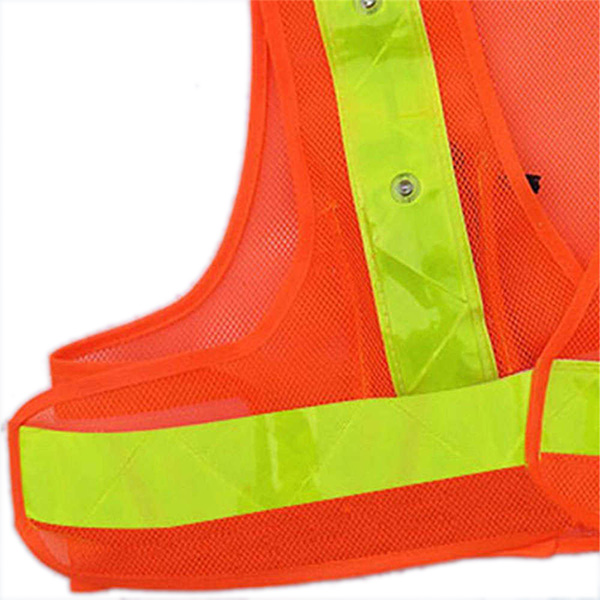 SF-22223 Pack of: 1 16 LED Flashing Safety Vest
