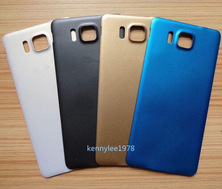 5f0e73fac75 Para Samsung Galaxy Alpha G850 G850F cubierta de batería Battery back cover  case