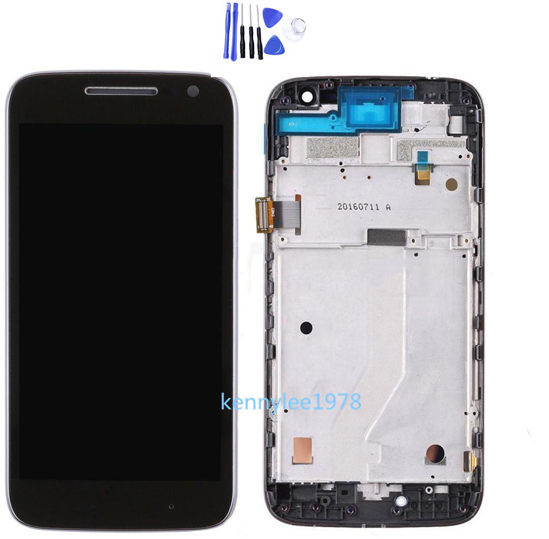For Motorola Moto G4 Play XT1607 XT1609 Lcd display Touch screen+ ...