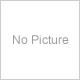 12pc christmas heart shape iridescent clear glass diy wedding baubles ornaments