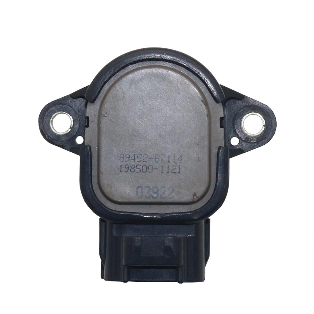 New Throttle Position Sensor TPS For Toyota Duet Cami 198500-1121 89452-87114