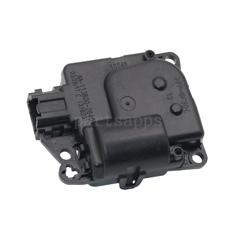 OEM HVAC Heat A//C Blend Door Actuator 113800-2640 Fit Chrysler 200 Aspen Sebring