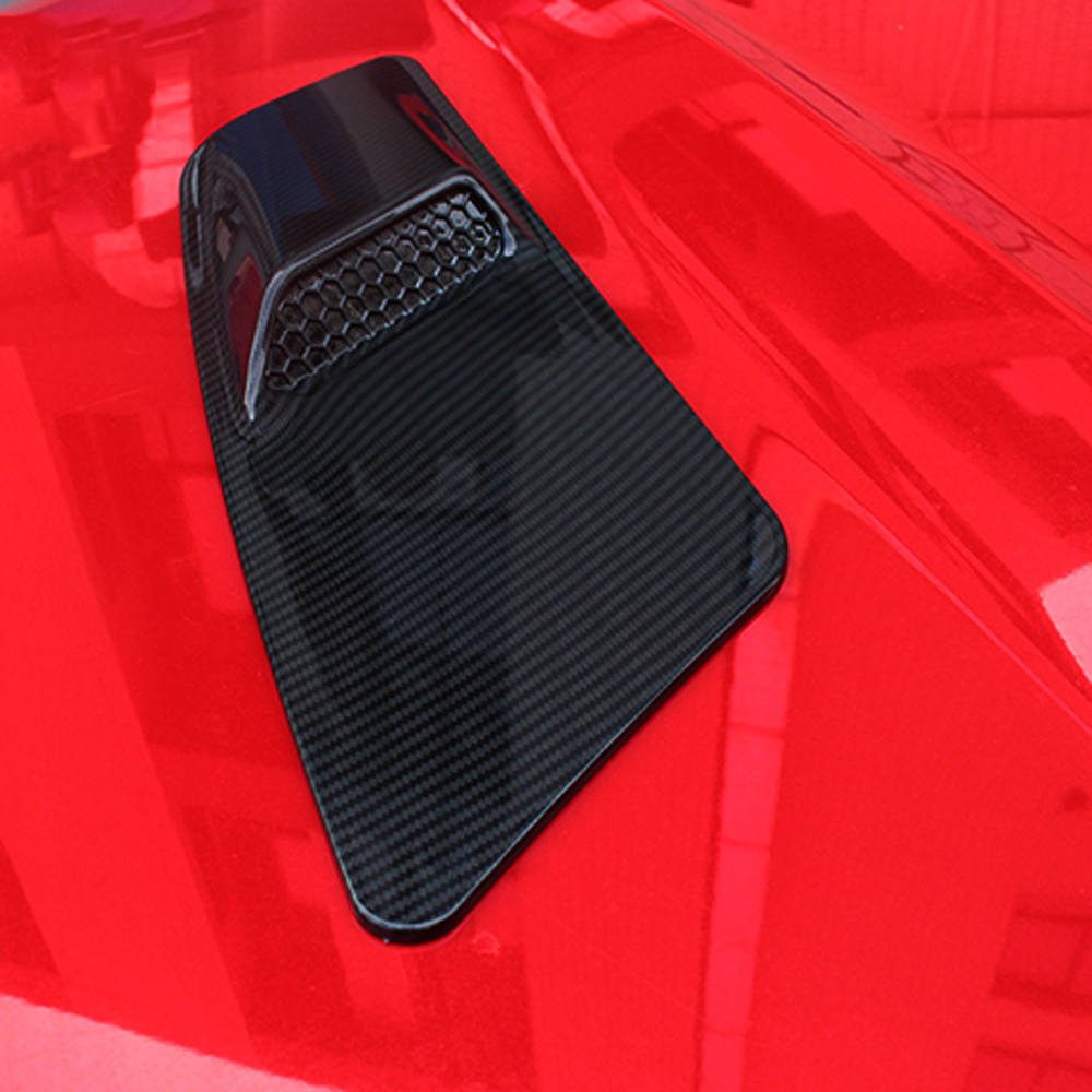What Does Abs Stand For In A Car >> Black For Ford Mustang Hoods Bonnets Roush Engine Cover ...