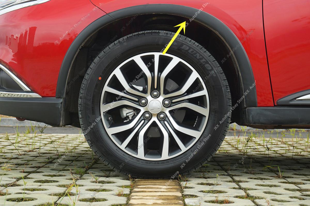 For Mitsubishi Outlander 2014-2019 Rear Left Side Fender Molding Wheel Lip k OEM