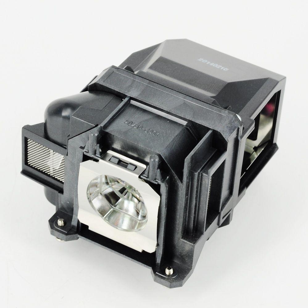 OEM EPSON ELPLP87 LAMP FOR BRIGHTLINK 536WI EB-520 EB-525W EB-526WI 2LS
