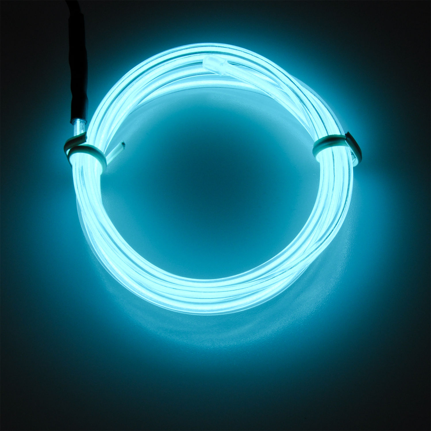 Neon Light Glowing EL Wire String Strip Rope Tube Dancer Party Decor ...