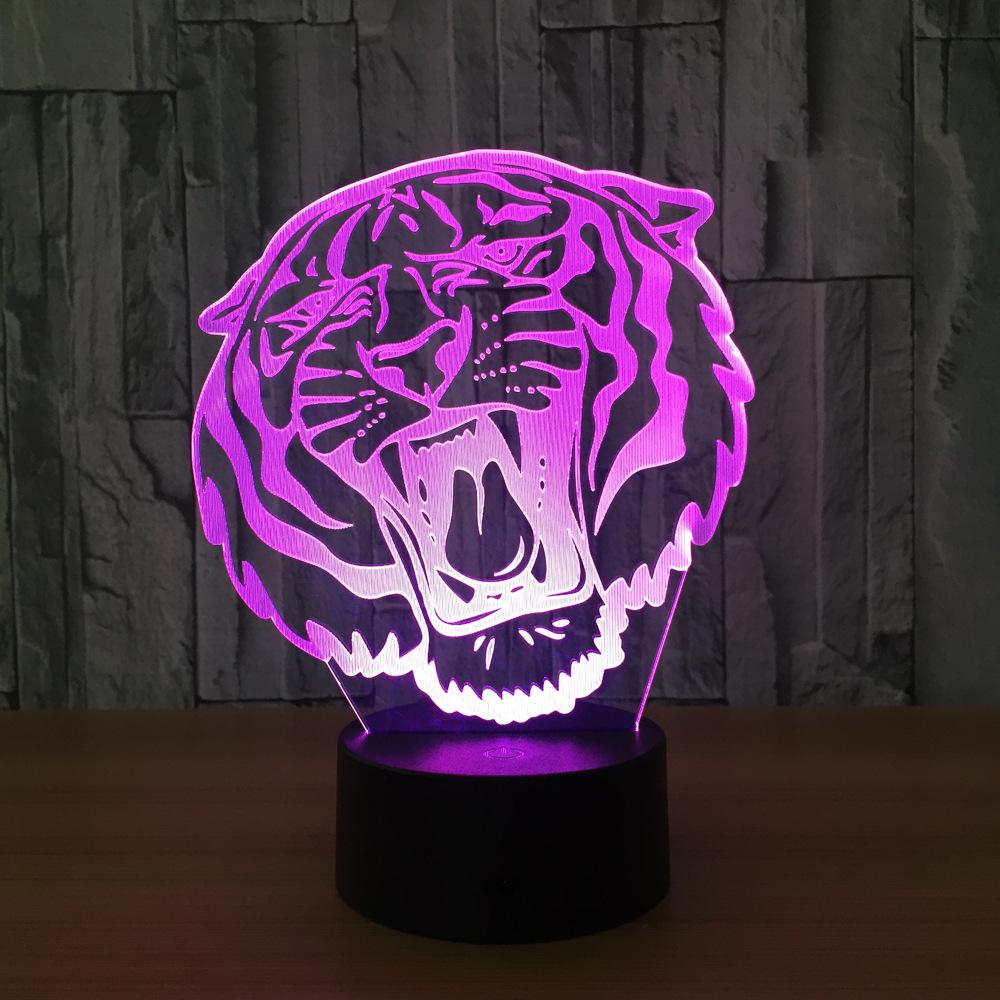 3d Nuit Lumiere Lampe Acrylique One Piece Thousand Sunny Bateau