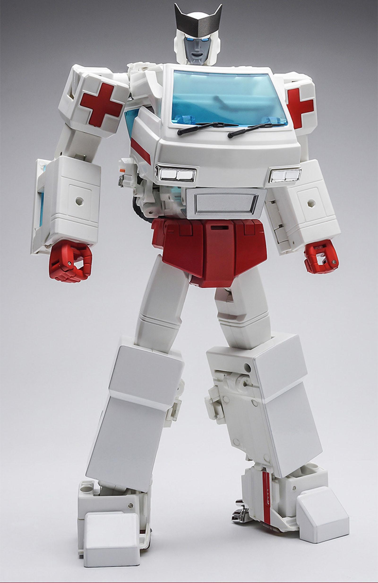 NEW Transformed toys WeiJiang MPP30 Steel Guard Boy toys In Stock !