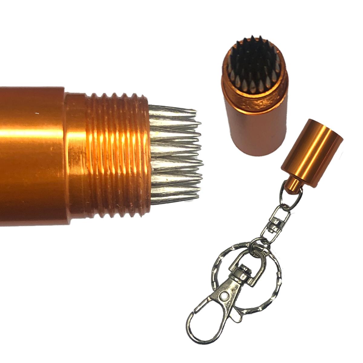 Billiard Pool Cue Tip Repair Tool Shaper Scuffer Tip Aerator Needle Metal